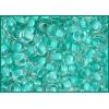 Seedbead 2/0 Crystal Mint Green Shiny Terra Color